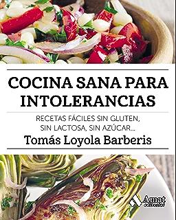 75 recetas sin gluten, sin lactosa y sin huevo eBook: María ...