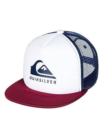 346b901887d94 Quiksilver Foamslay - Gorra Trucker para Hombre AQYHA04033