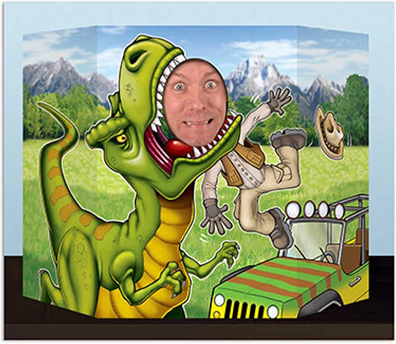 Beistle Dinosaur Photo Prop