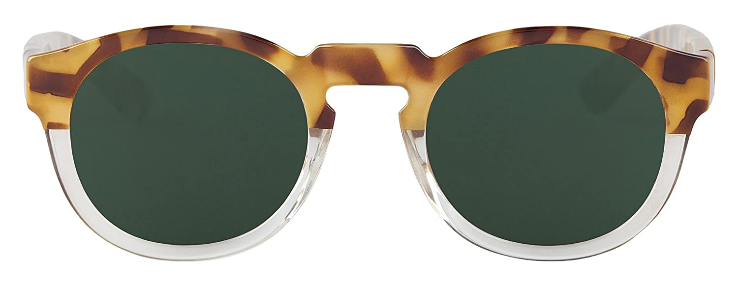 MR, High-Contrast tortoise/transparent noord with classical lenses - Gafas De Sol unisex multicolor (carey), talla única