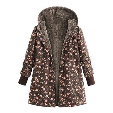 7dd076557 POPLY Latest Plus Autumn Winter Fashion Size Women Hooded Long ...