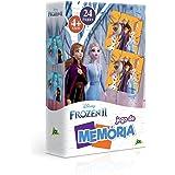 Frozen 2 - Jogo de Memória, Multicor, Toyster