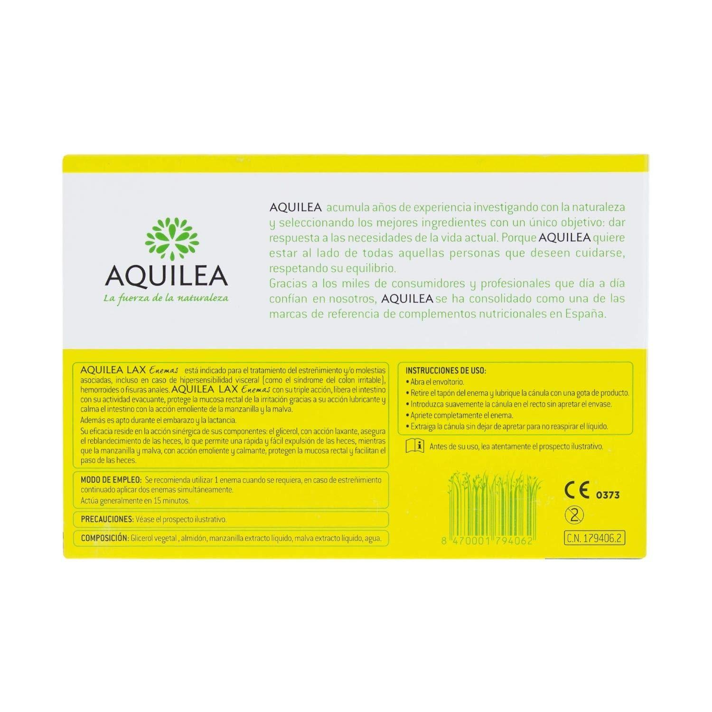Amazon.com: Aquilea - Lámina de lana Enema 6 Unidades ...