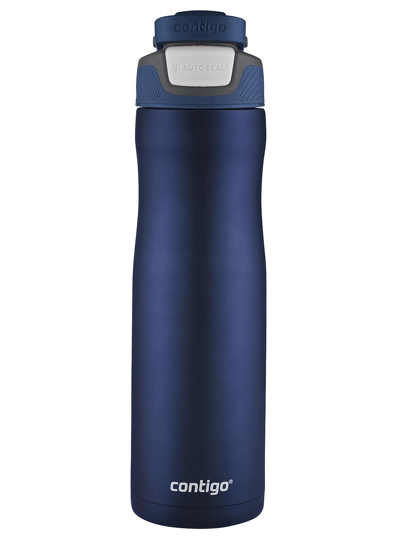 24 oz Contigo AUTOSEAL Chill Stainless Steel Water Bottle Monaco 2041260