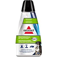 Bissell Professional Pet Spot & Stain + Oxy Formula - Portable Cleaners | 2034c 946 Milliliter