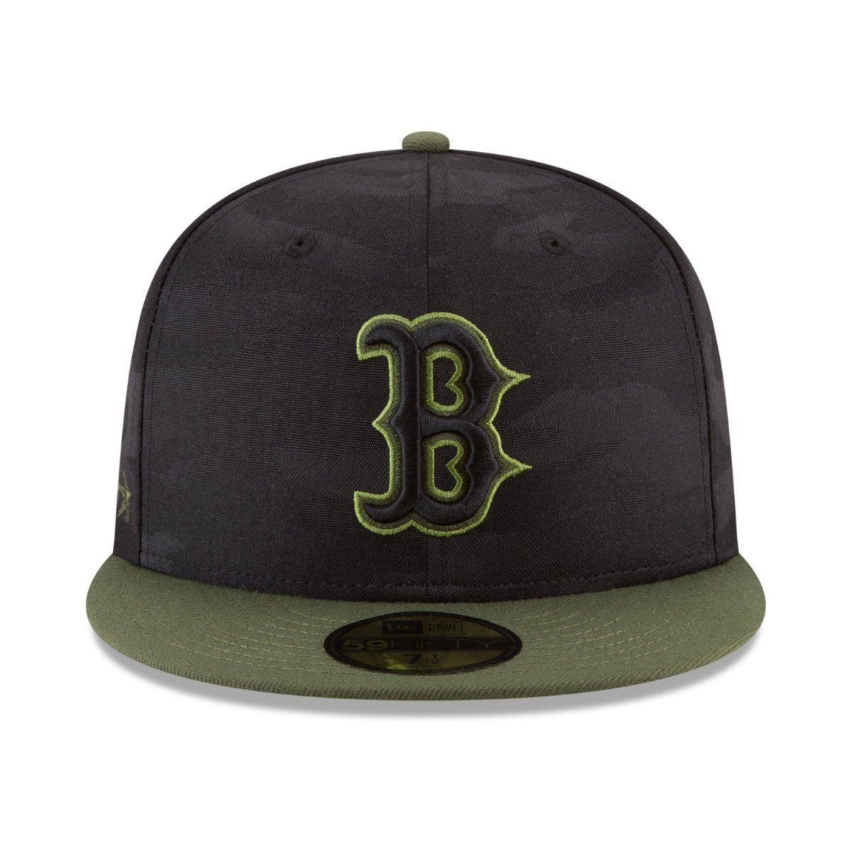 best sneakers fe2da b38c7 Amazon.com  New Era Boston Black   Green Sox Memorial Day Fitted Cap 59fifty  Basecap Limited Special Edition  Clothing