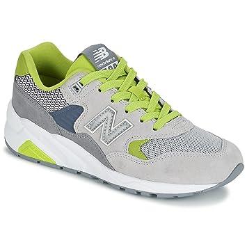 New Balance WL574 Sneaker low silver mink für 99,95