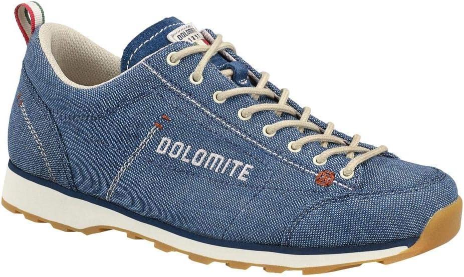 Dolomite Freizeitschuhe Cinquantaquattro Lh Canvas Sneaker Turnschuhe Schuhe