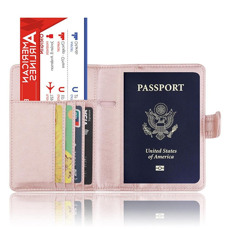Etui En Cuir De Passeport - Jardin Du Coeur Par Vida Vida 9f6Lve