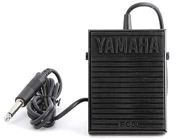 yamaha fc5a sustain pedal amazon co uk musical instruments rh amazon co uk