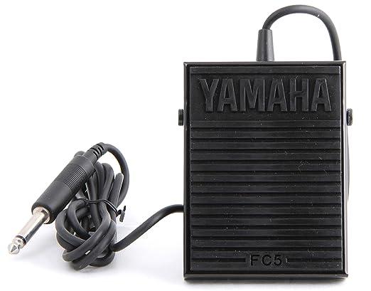 34 opinioni per Yamaha FC5A Pedale Sustain/Switch, Nero