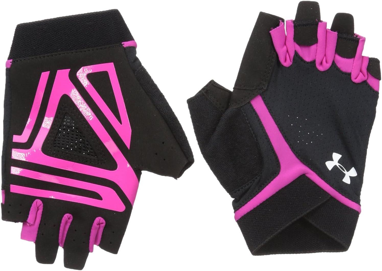 Guanto Cs Flux Training Glove Nero//Tropic Pink//Bianco Under Armour Nero M Donna