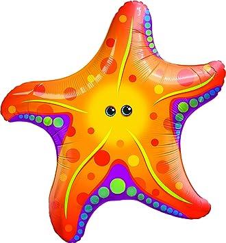 amazon super sea star jumbo foil balloon スーパーシースター