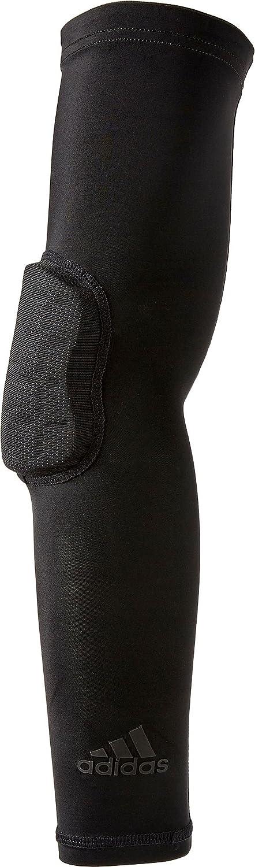 81f2743bb1 Amazon.com: adidas Padded Compression Arm Sleeve (Black, S): Home  Improvement