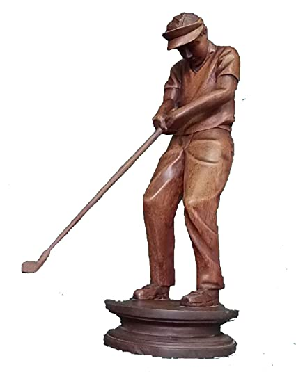 Figura de palo de Golf en el diseño de Golf: Amazon.es: Hogar