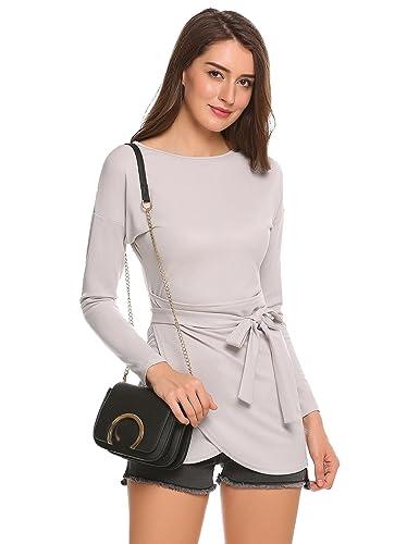 Zeela - Camisas - Asimétrico - Básico - para mujer