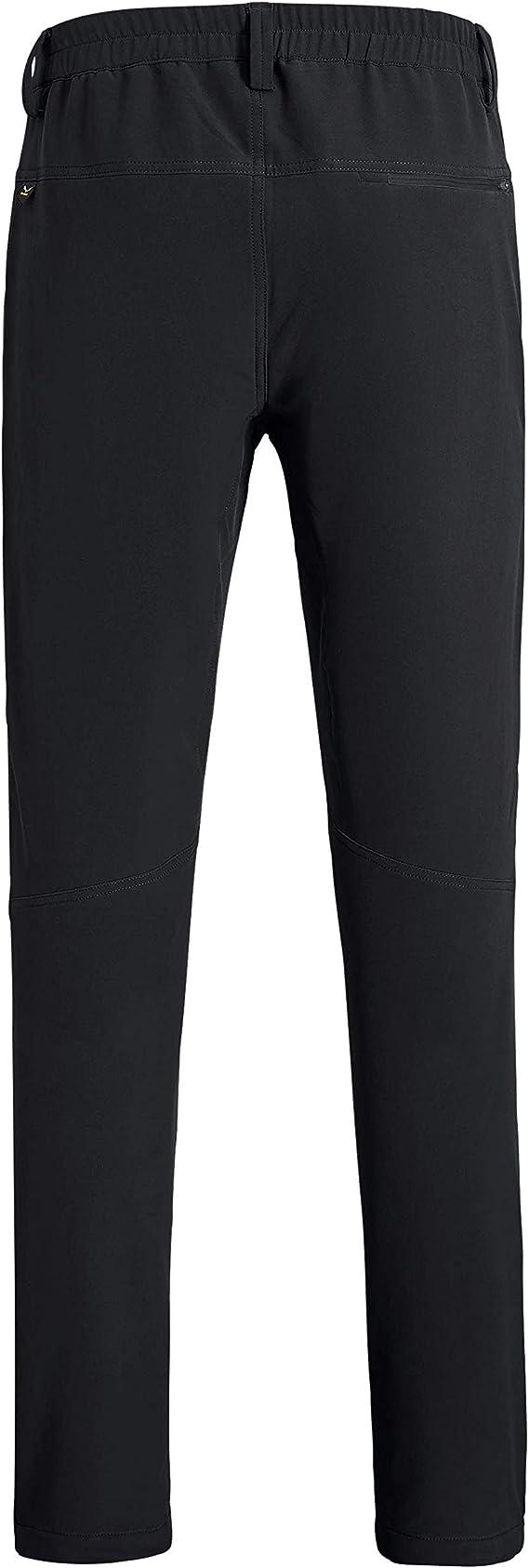 Taglia 94 Pantalone da Uomo SALEWA Puez SW M Lon Pnt Colore Nero
