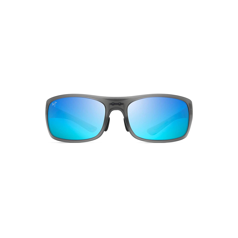 Maui Jim Big Wave Polarized Frame Sunglasses, with Patented PolarizedPlus2 Lens Technology