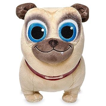 Amazon Com Disney Rolly Plush Puppy Dog Pals Small 12 Inch