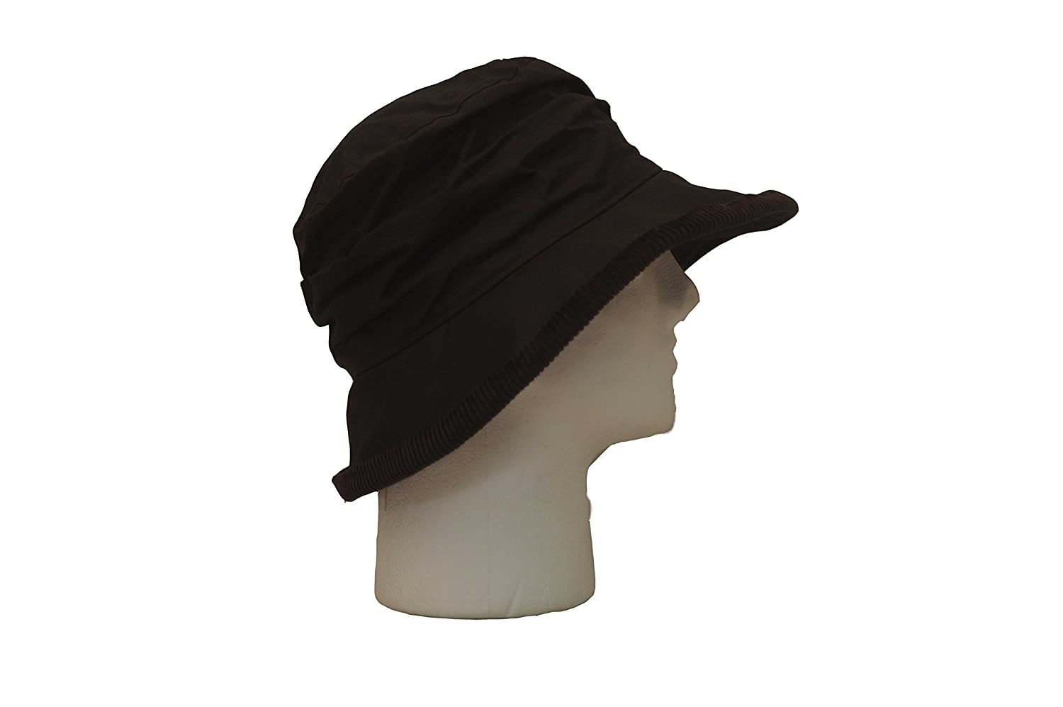 Edwardian Style Hats, Titanic Hats, Derby Hats Walker and Hawkes Womens Wax Diana Country Hat $25.42 AT vintagedancer.com