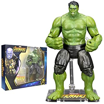 Marvel Avengers Hulk Joint Movable Movie Anime Modelo ...