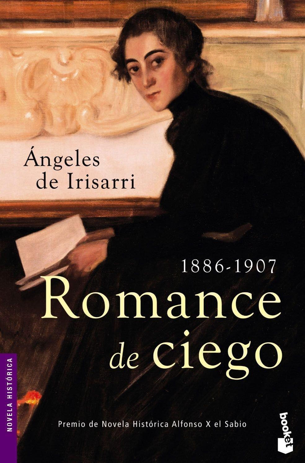 Romance De Ciego Novela Histórica Spanish Edition 9788427032071 Irisarri ángeles De Books