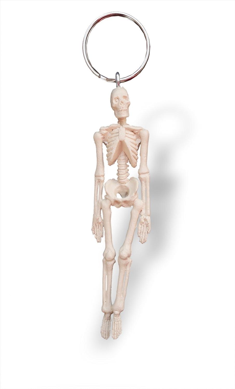 Ruediger Anatomie AN13 - Portachiavi a forma di scheletro