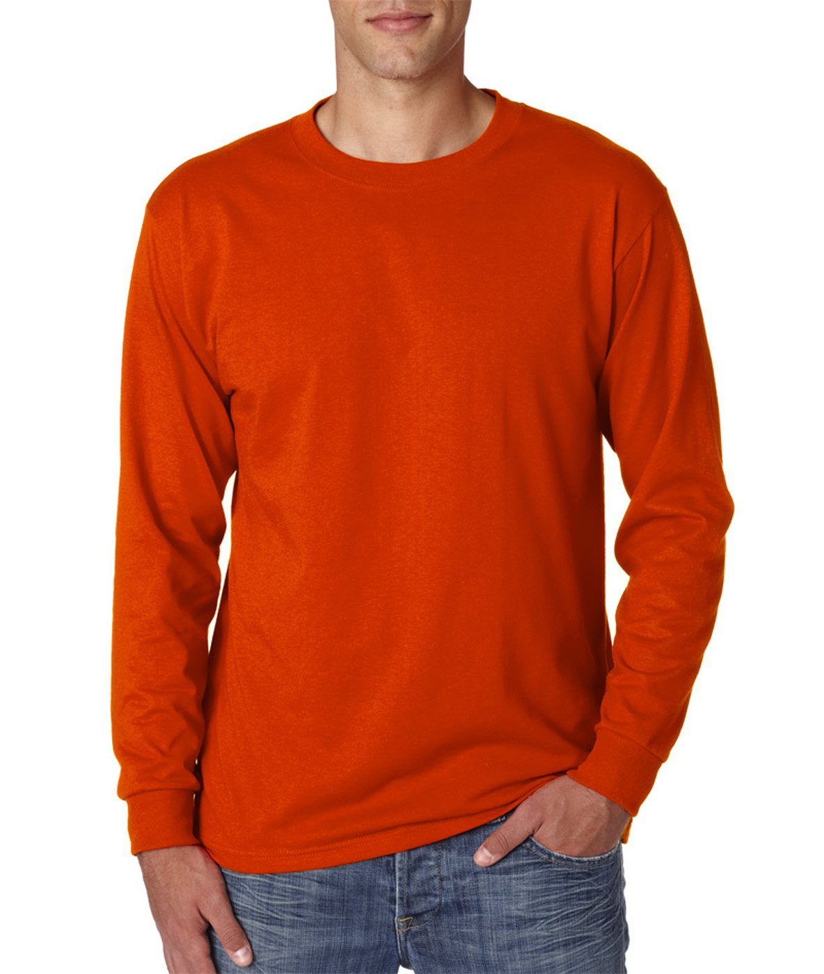 Red Long Sleeve T Shirts