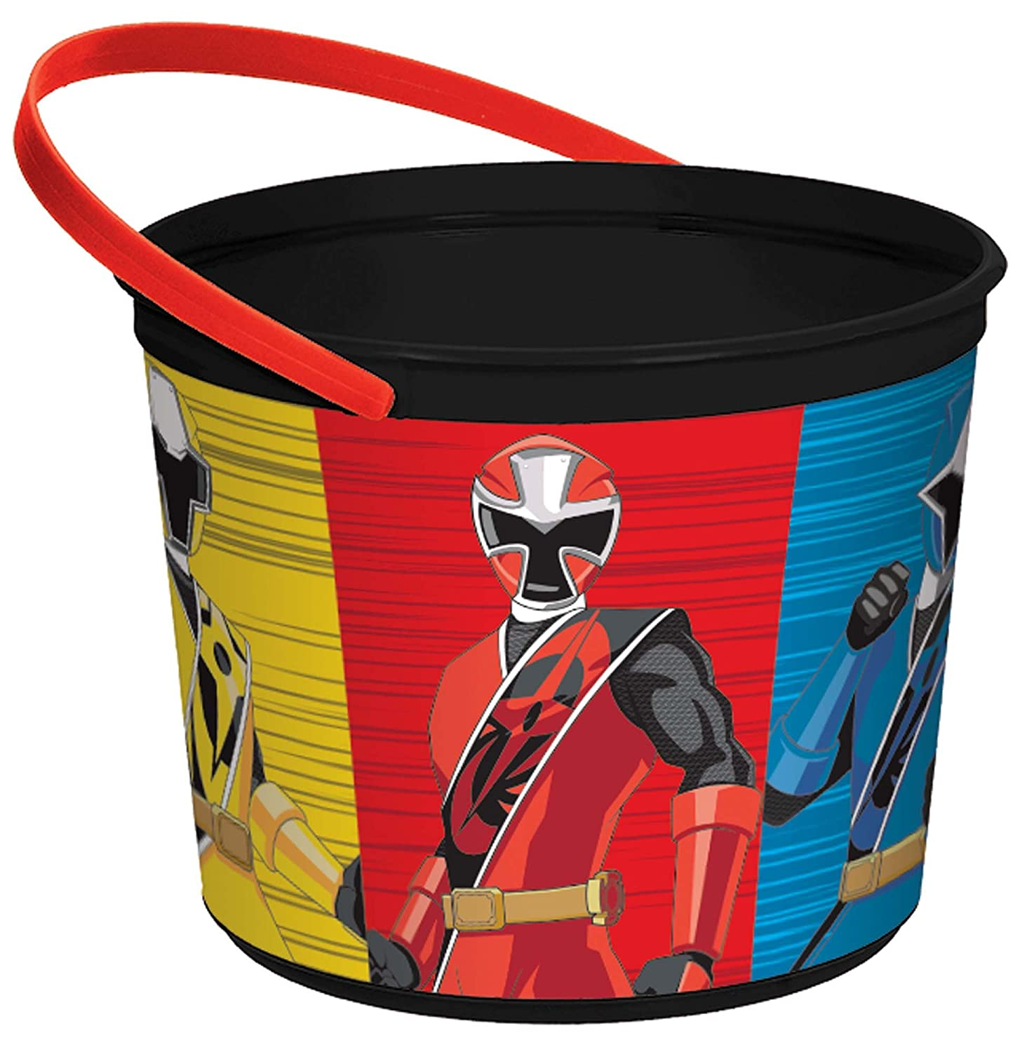 Power Rangers Ninja Steel Container, Party Favor