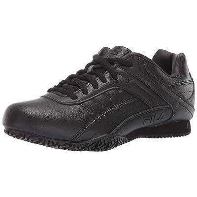 Fila Women's Memory Elleray 5 Slip Resistant Work Shoe Hiking: Shoes