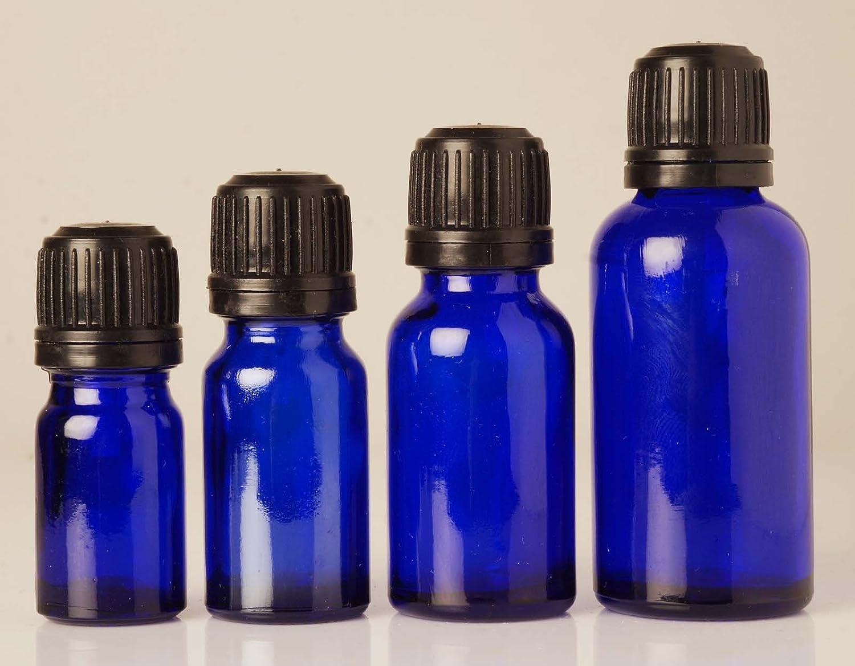 30 ml Cobalt Blue Glass Euro Dropper Serum Bottles Wholesale Boston Round Tamper Evident Cap Bottles Aromatherapy Oil Lot Of 12 Empty Bottle