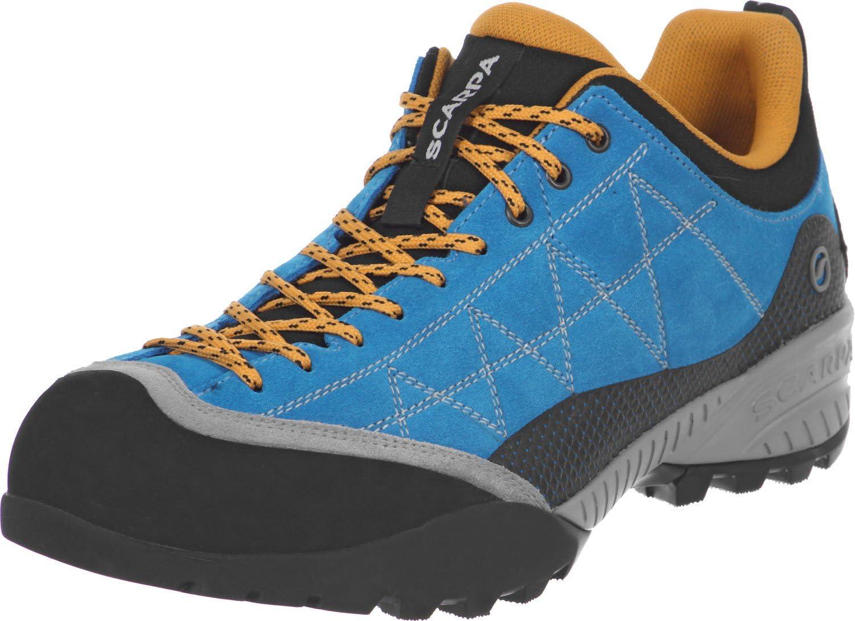 Scarpa Zen Pro Zapatillas de aproximación 41,5 azure/orange: Amazon.es: Deportes y aire libre