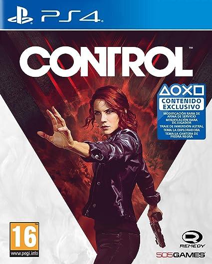 505 Games Control PlayStation 4, Edición Estándar: Amazon.es ...