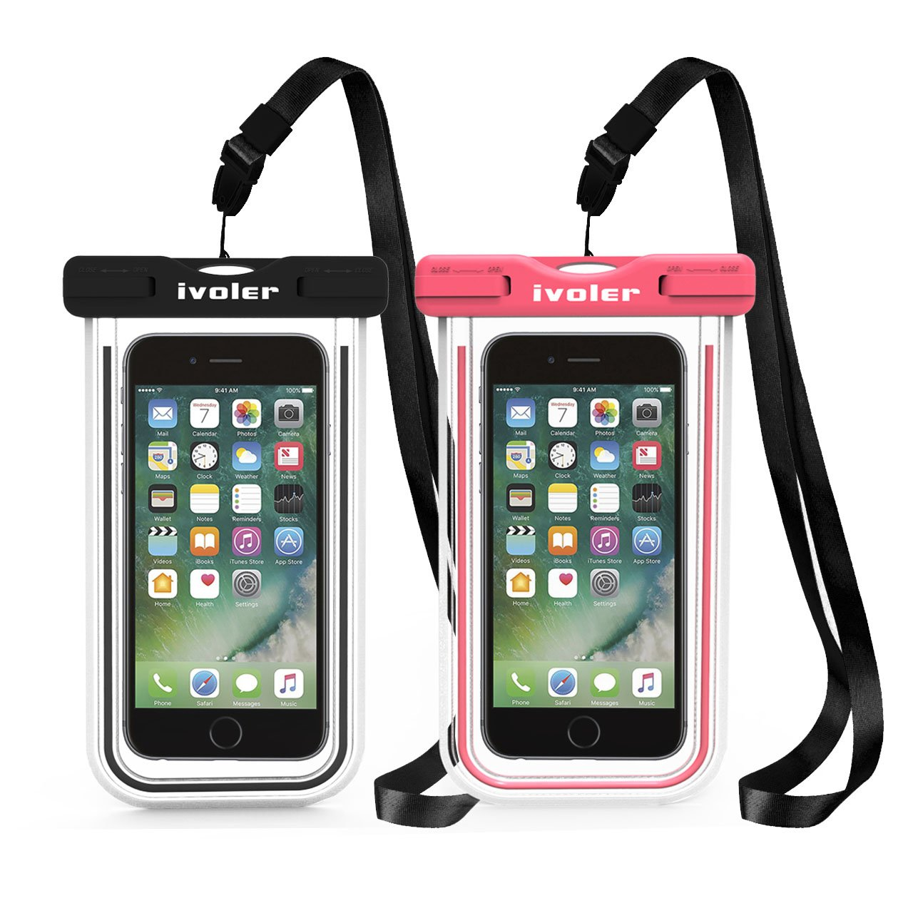 Funda iPhone resistente agua