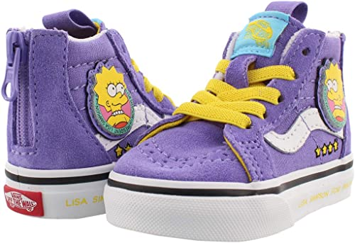 Prez x Sk8-Hi Zip Girls Shoes Size