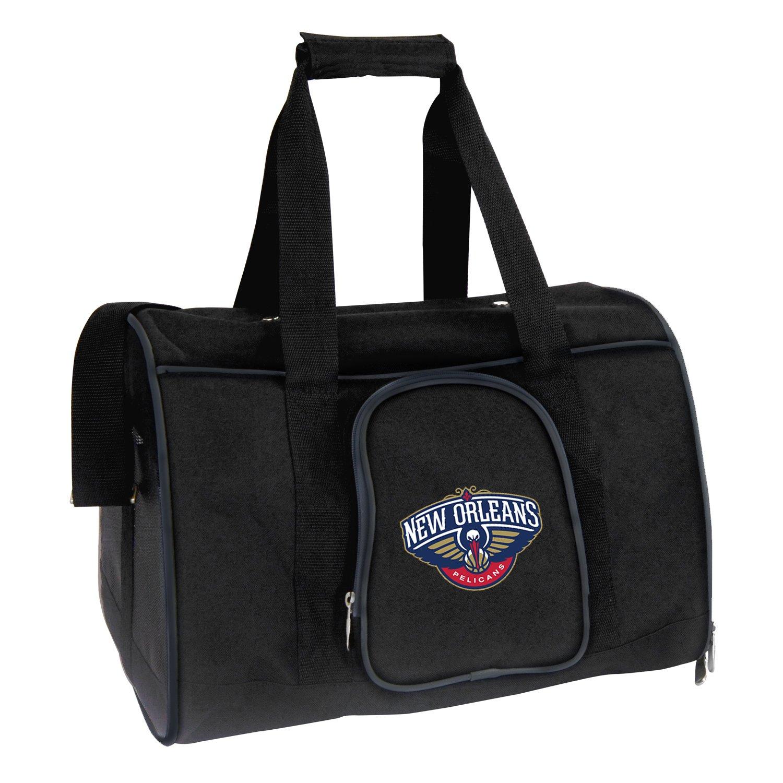 Denco NBA New Orleans Pelicans Premium Pet Carrier