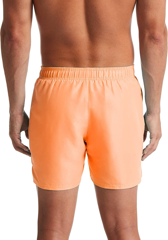 """Hombre NIKE Good Solid Lap Volley Short 5/""""-Lmf5 Ness9502 Ba/ñador"""