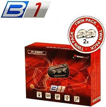 Amazon.es: Nolan N-Com B1 - Sistema de comunicación