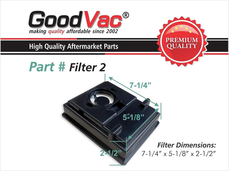 Motorfilter  E-Serie 1-Gang Kühlluftfilter R12096B Orginal Rainbow Filter