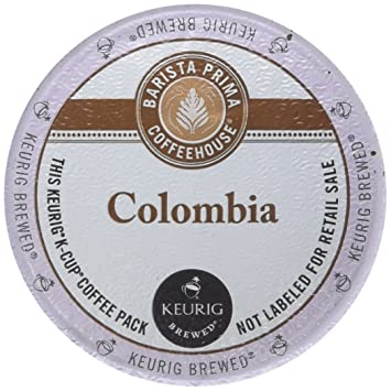 Barista-Prima-Coffeehouse-Coffee,-Keurig-K-Cups,-Colombia
