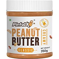 PINTOLA Classic Creamy Peanut Butter (350g)