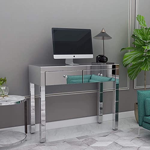 Reviewed: Mecor Mirrored Writing Computer Desk