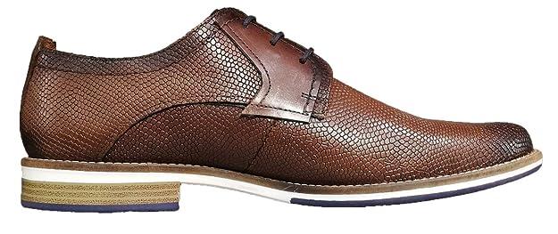 ba073433bbda33 360 Around The World Trendige sportliche Leder Herren-Schuhe Schnürer Halb-Schuh  Freizeit Business Jack  Amazon.de  Schuhe   Handtaschen