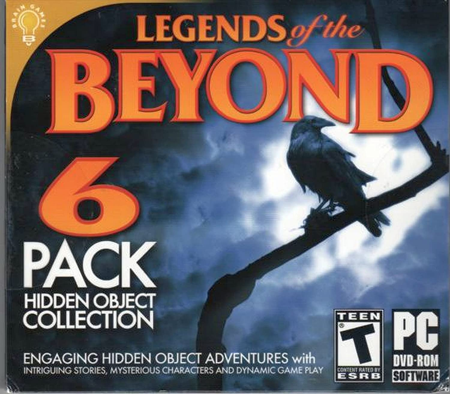 LEGENDS OF THE BEYOND Hidden Object Collection 6 PACK PC Game