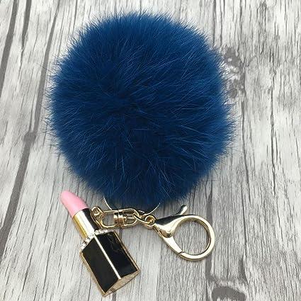ecosin Fashion Fluffy sintética de Labios pelo de conejo ...