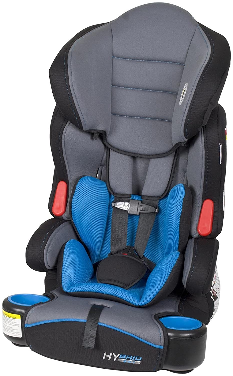 Baby Trend Hybrid Booster 3-In-1 Auto Seat, Ozone