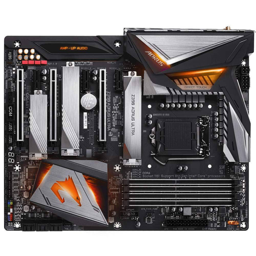 Aorus Z390 AORUS PRO WIFI Socket 1151//Z390 Express//DDR4//S-ATA 600//ATX