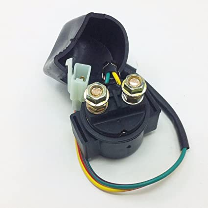 Amazon com: Starter Solenoid Relay For Yerf Dog Spiderbox