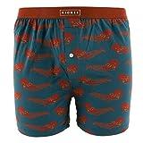 Kickee Pants Men's Print Boxer Short - Oasis