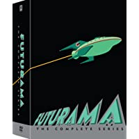 Futurama Complete Collection Season 1 - 8